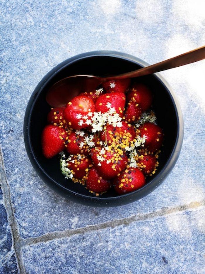 Malika Hamza stylisme culinaire