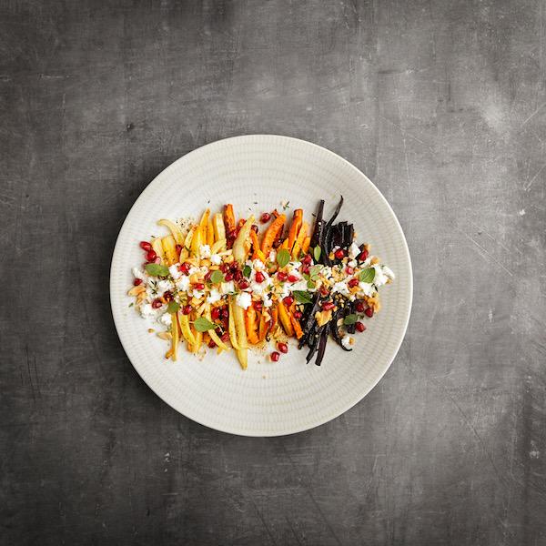 Malika Hamza, Innovative Cuisine, communication culinaire